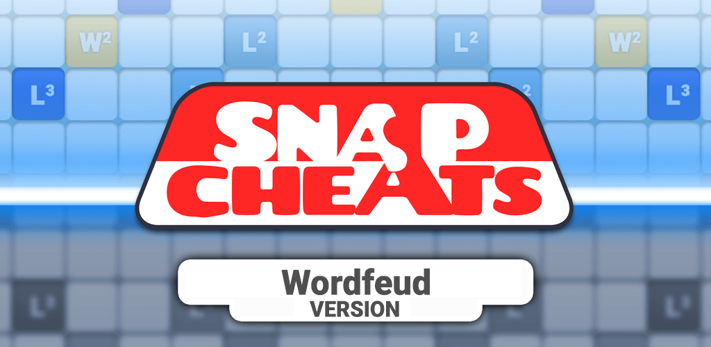 Snap Cheats for Wordfeud