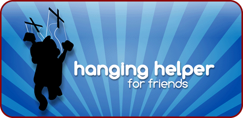 Hanging Helper for Friends