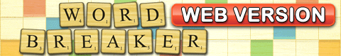 Designed for Words With Friends and all kinds of Scrabble games.